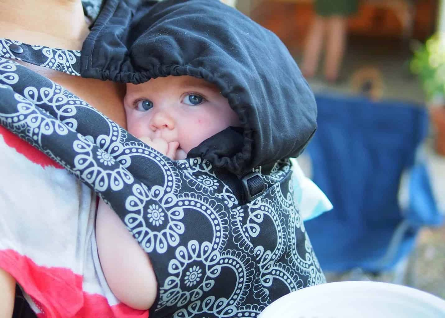 Review Of Ergo Baby Carrier Organic Breastfeeding Needs