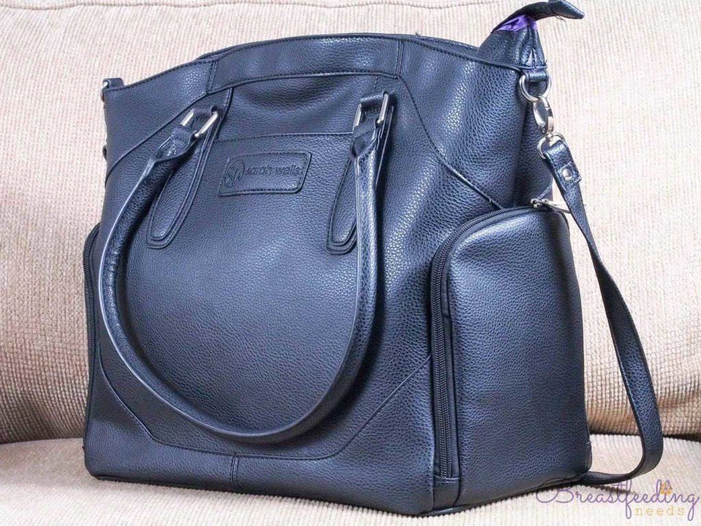 Sarah Wells Annie T Pump Bag