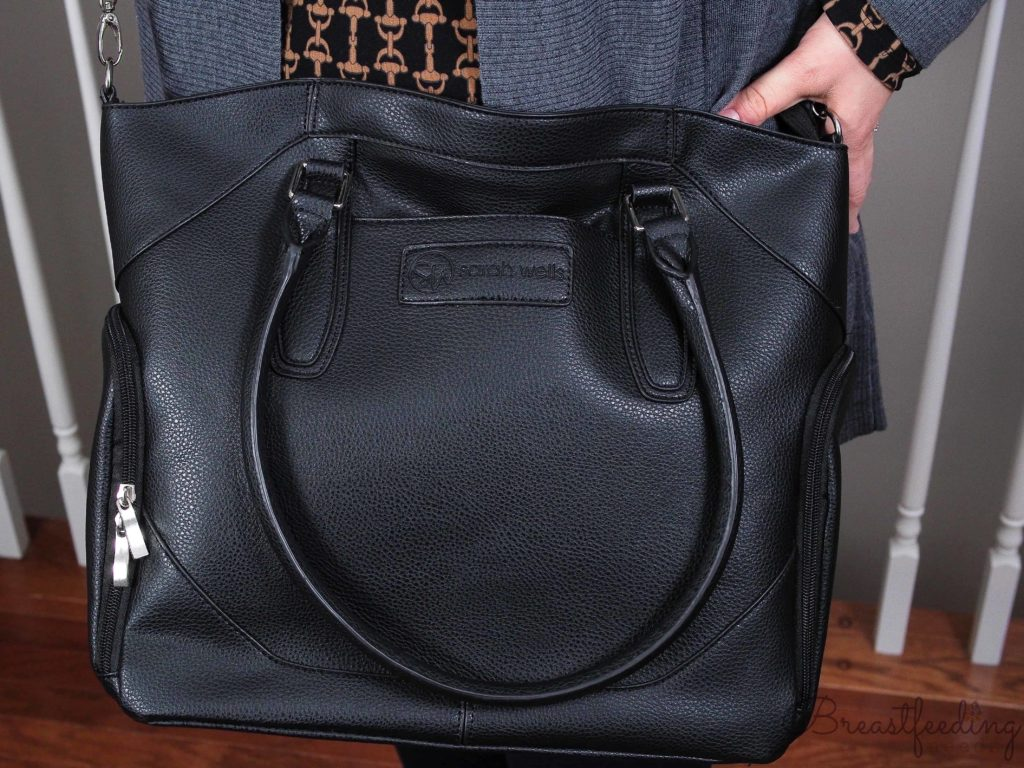 "Sarah Wells ""Annie"" Breast Pump Bag"