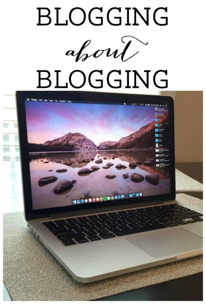 bloggingaboutblogging