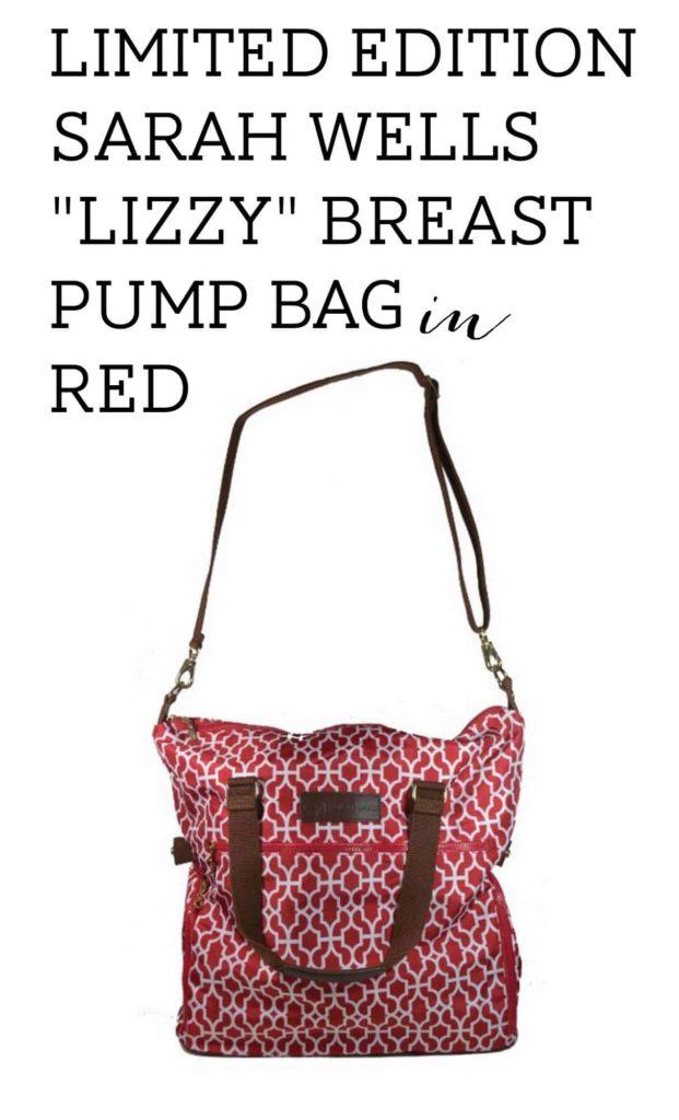 """Sarah Wells """"Lizzy"""" Breast Pump Bag"""