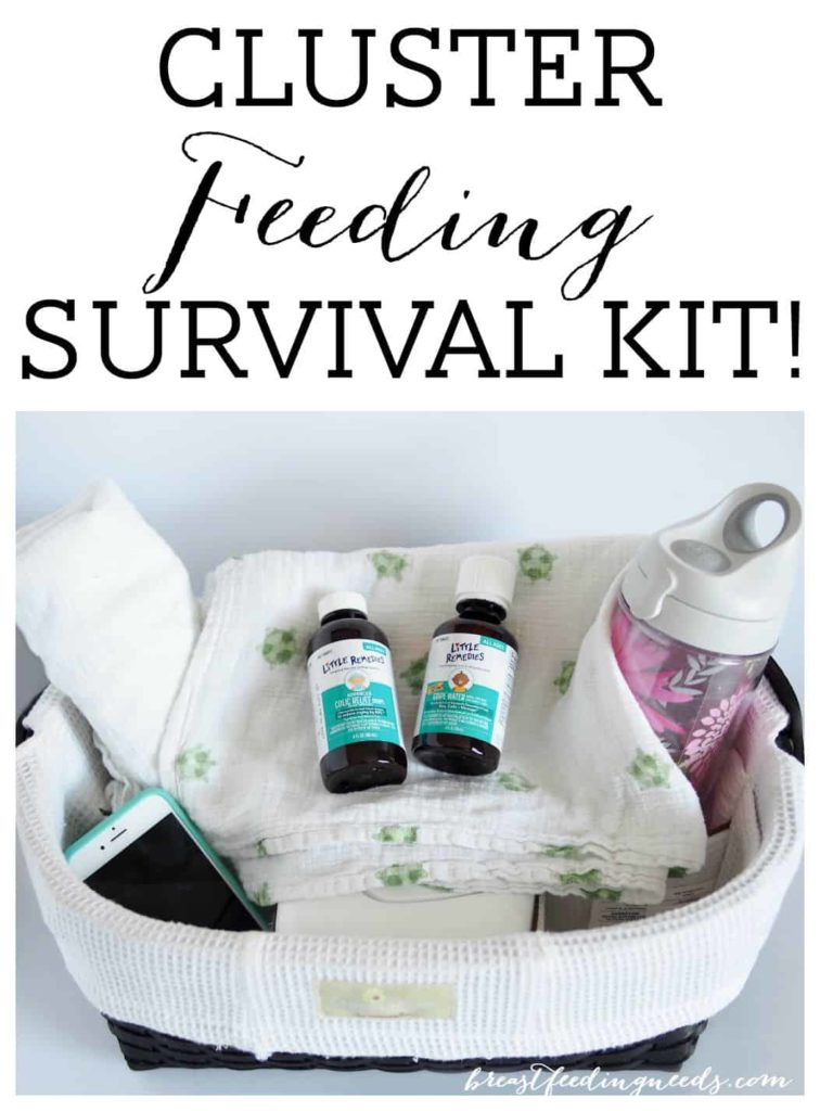Cluster Feeding Survival Kit Breastfeeding Needs
