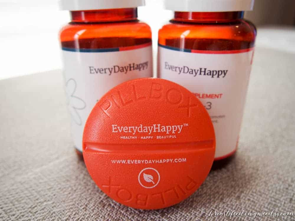 everyday happy review