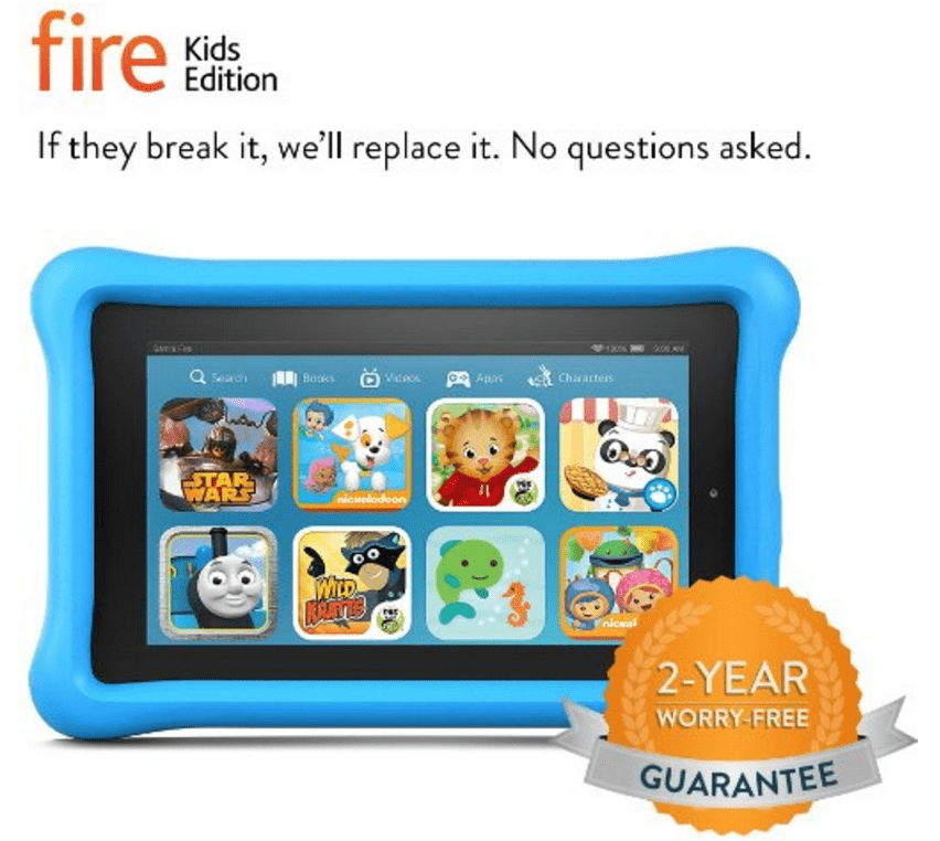 Fire Kids Edition