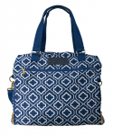 "Sarah Wells ""Lizzy"" Bag in Navy"