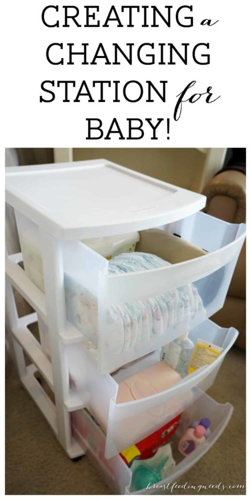 Baby Changing Station