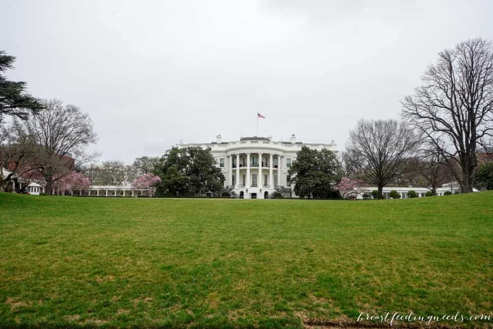 Let's Move at the White House