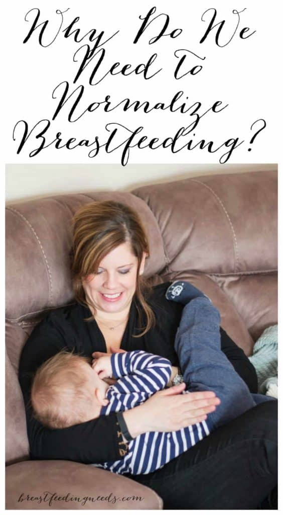 Why Do We Need to Normalize Breastfeeding?