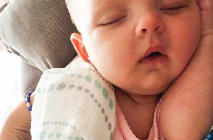 Tandem Nursing With a Sick Toddler