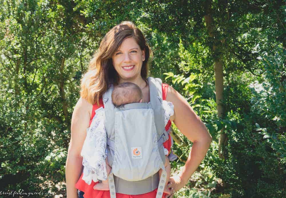 Ergobaby Adapt Baby Carrier Review