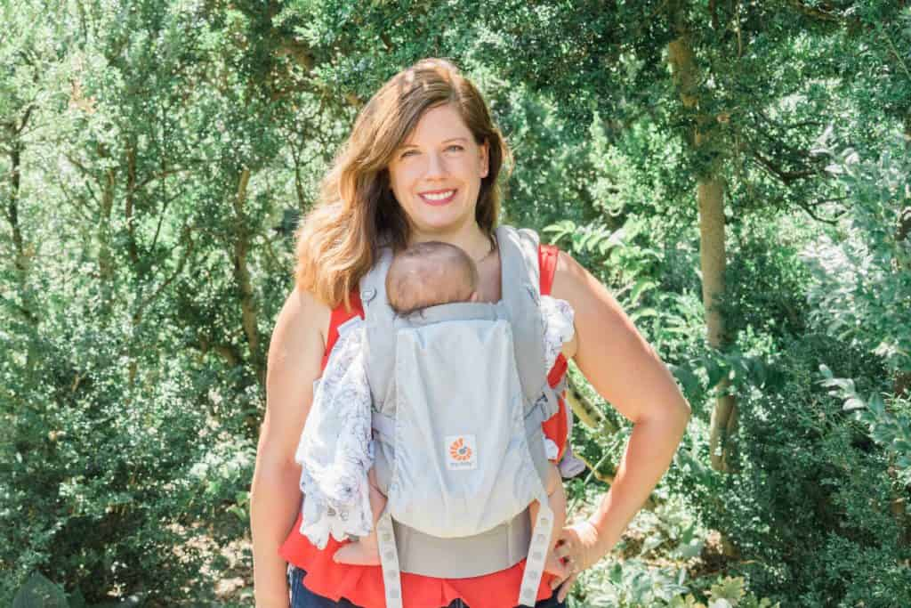 ErgoBaby Adapt Baby Carrier
