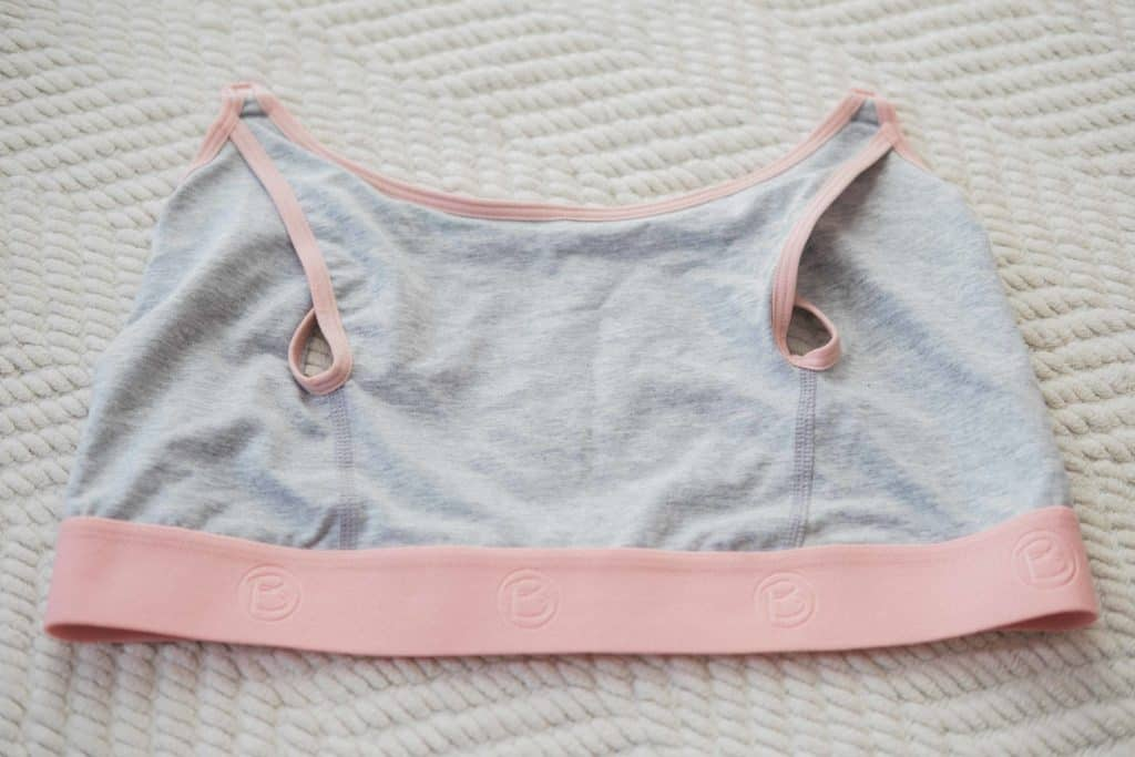 Clip and Pump™ Hands-Free Nursing Bra Accessory from Bravado Designs