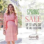 Spring Sale at Figure 8 Maternity