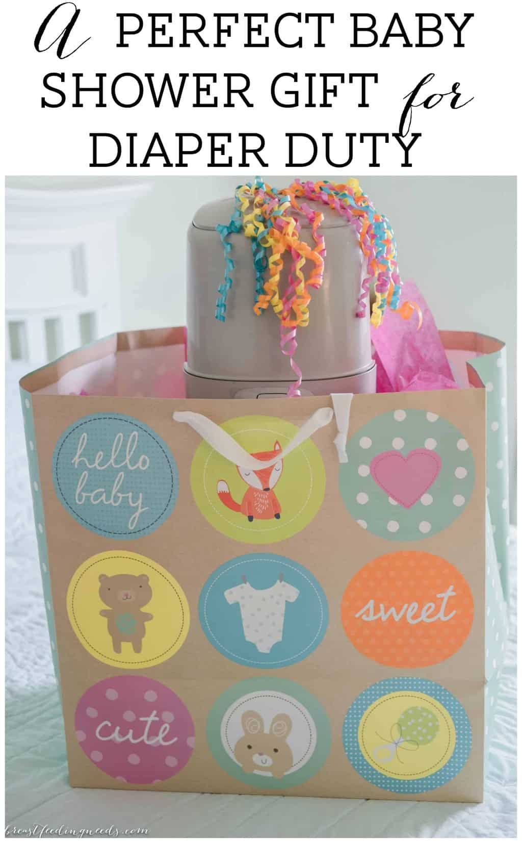 How To Choose The Perfect Baby Shower Gift: 1. What is the theme of the baby shower? Buying your gift to match the theme of the baby shower is an excellent guide to narrow down your search for the perfect gift.