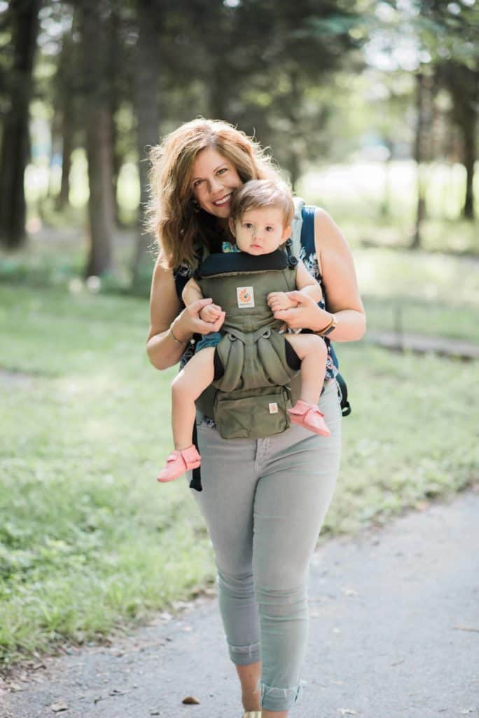Ergobaby Omni 360 Review - Breastfeeding Needs