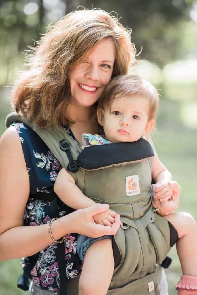 Ergobaby Omni 360 Review - Breastfeeding Needs