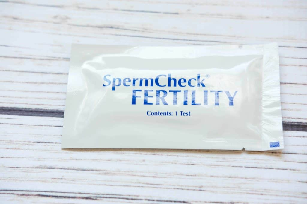 Testing Male Fertility - Breastfeeding Needs