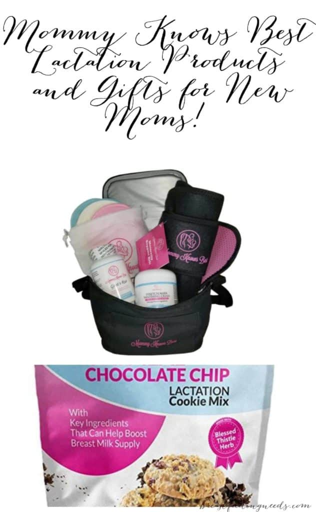 Breastfeeding Gifts for New Moms - Breastfeeding Needs