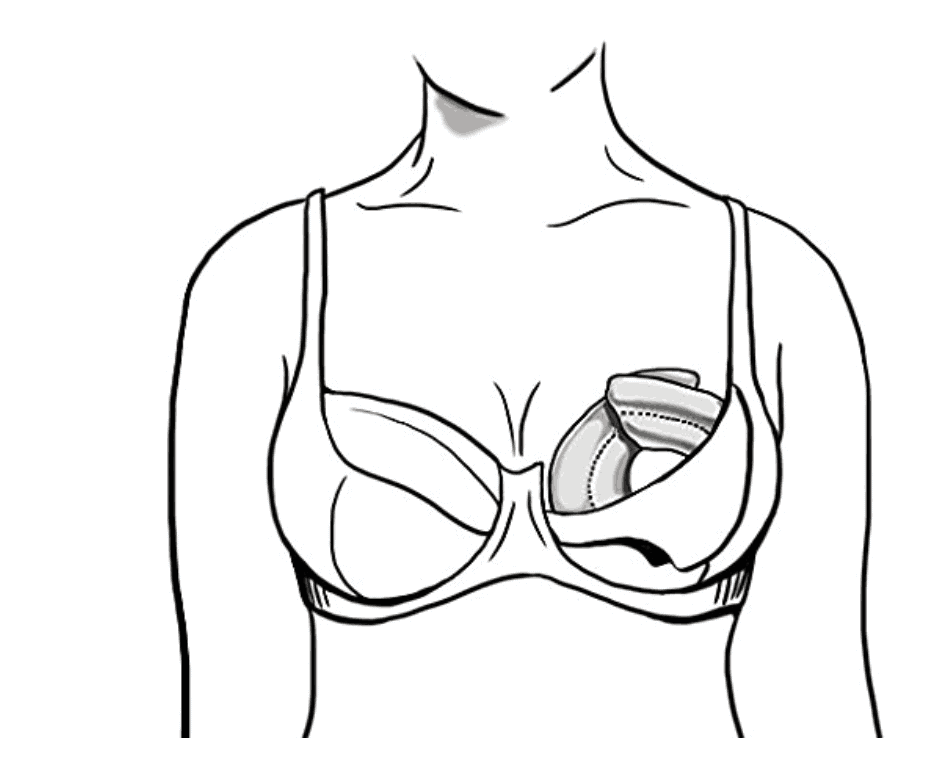 Breast Soother With Hot or Cold Therapy