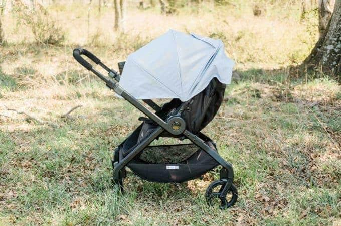 Ergobaby 180 Reversible Stroller Review - Breastfeeding Needs