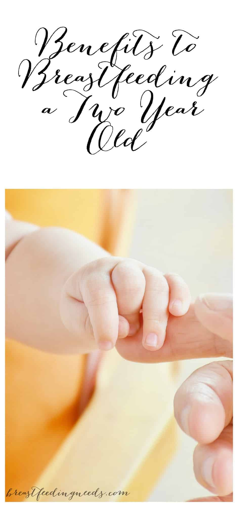 Benefits to Breastfeeding a Two Year Old - Breastfeeding Needs