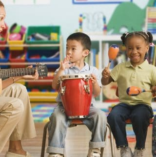 How Does Music Help Babies and Children Learn