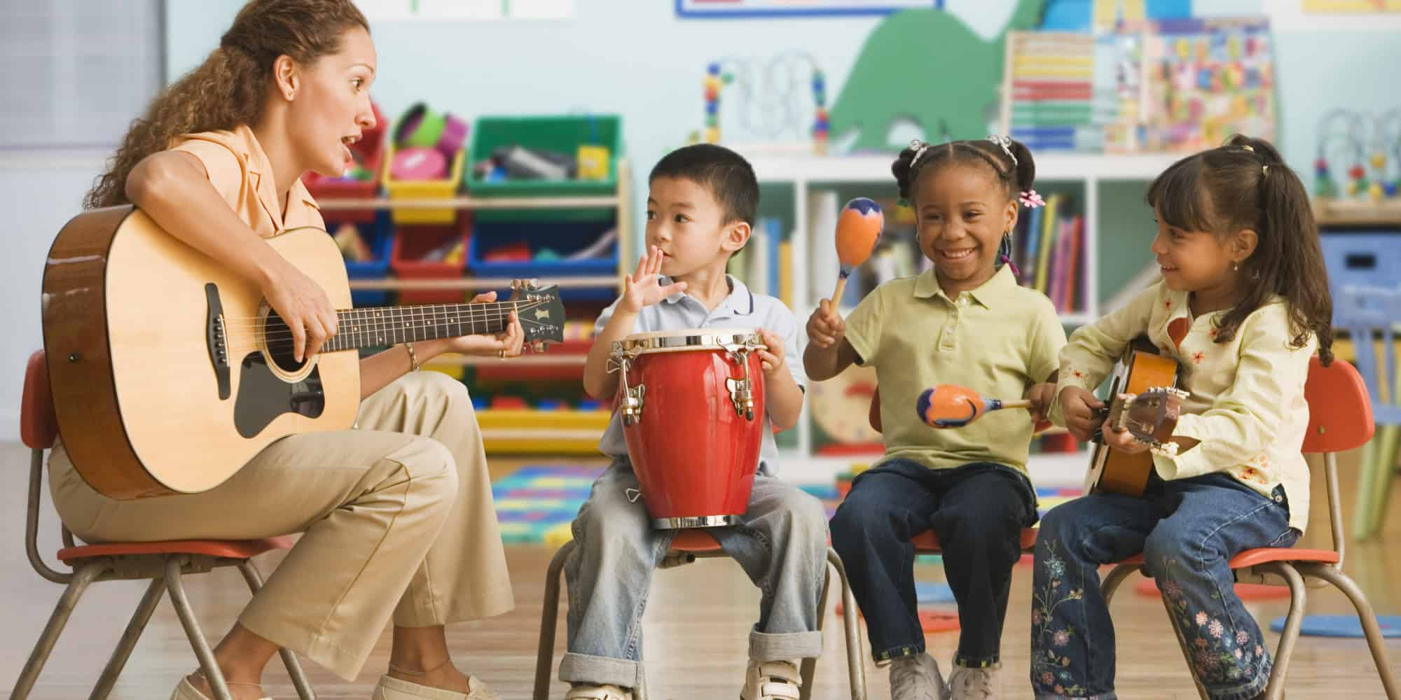 The 6 Benefits of Music Lessons - Parents