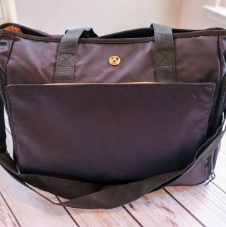 Zohzo Lauren Breast Pump Bag Review - Breastfeeding Needs