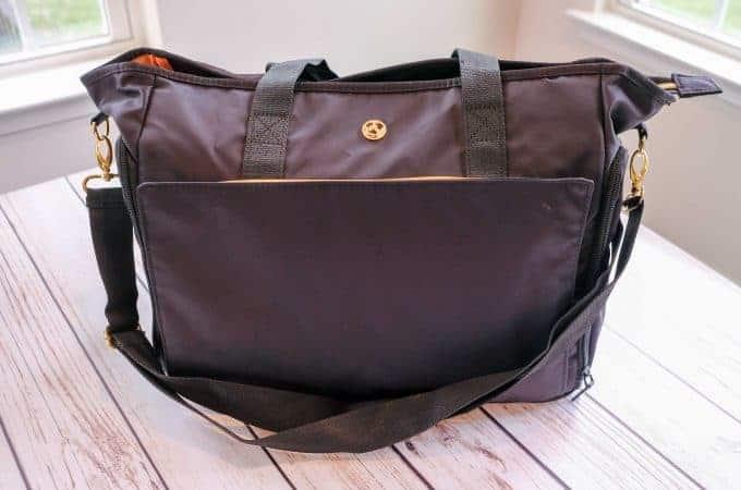 Zohzo Lauren Breast Pump Bag Review - Breastfeeding Needs