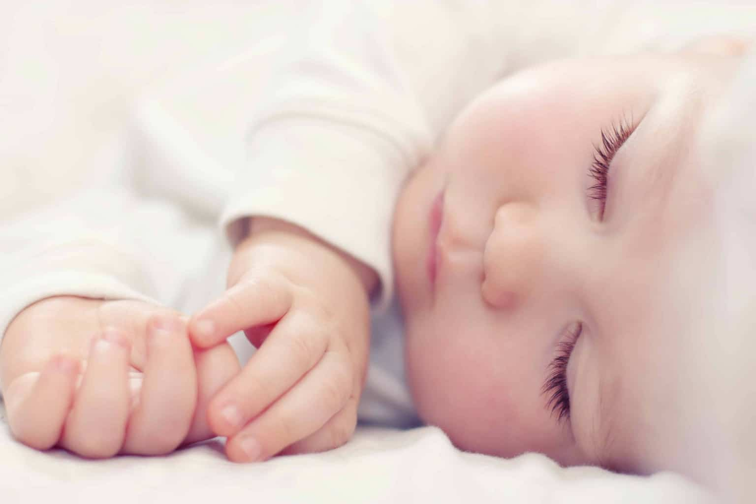 Can You Help Your Breastfed Baby Sleep Better? Helping You and Your Child Sleep - Sleep Help from The Baby Sleep Site®